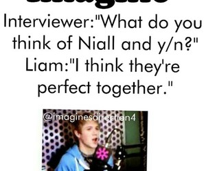 imagine and niall horan image