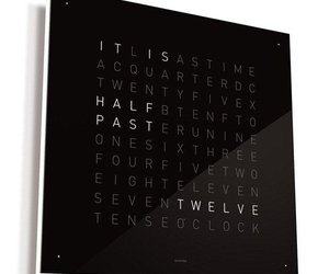 clock, black, and cool image