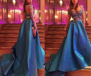 dresses, amazing, and beauty image