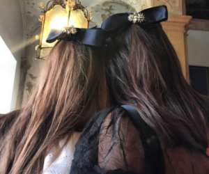 hair, chanel, and kendall jenner image