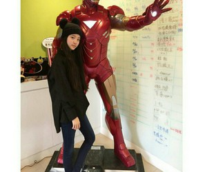ironman and me image