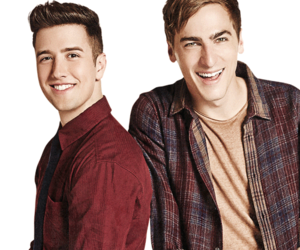 kendall schmidt, loggie, and big time rush image