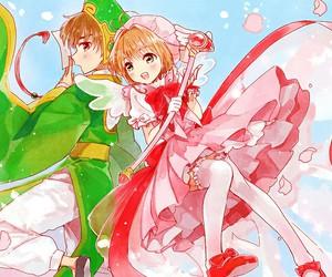 card captor sakura and sakura card captor image