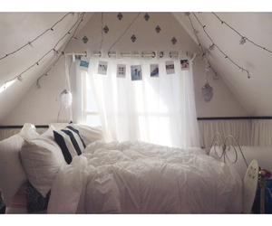 bedroom, beds, and comforter image