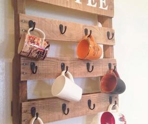 coffee, diy, and mug image