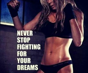 Dream, fitness, and motivation image