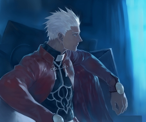 archer and fate stay night image