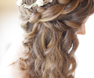 accessories, braid, and beautiful image