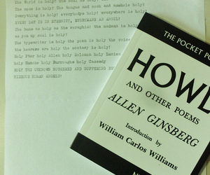 Allen Ginsberg, holy, and beat image