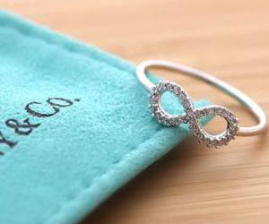ring, infinity, and jewelry image