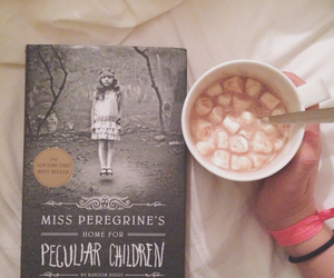 book, reading, and ransom riggs image