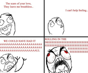 Adele, rolling in the deep, and funny image