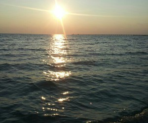 holiday, sun, and water image