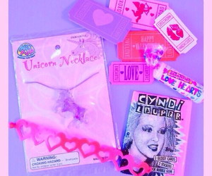 pink, purple, and toy image