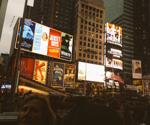 awesome, broadway, and famous image