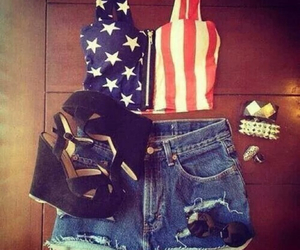 fashion, style, and usa image