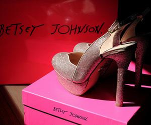 betsey johnson, fashion, and shoes image