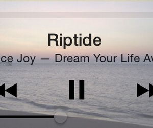 music and riptide image