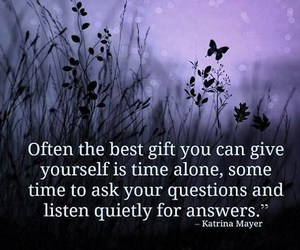 answers, listen, and best gift image