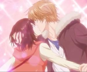 erika, kiss, and wolf girl image