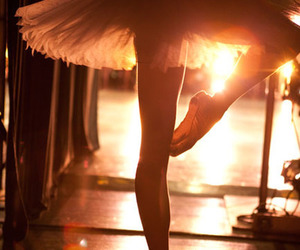 ballet and photograph image
