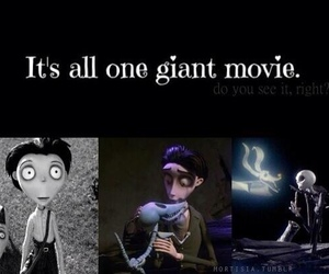 tim burton, frankenweenie, and corpse bride image
