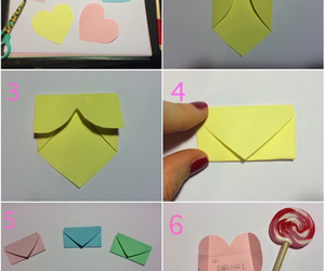 adorable, diy, and heart image