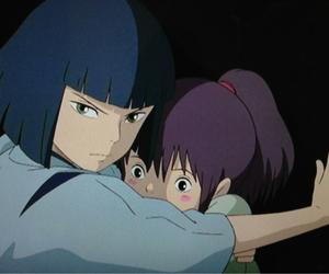 chihiro, anime, and spirited away image