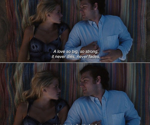 love, endless love, and movie image