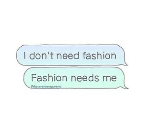 fashion, lol, and i'm feelin myself image