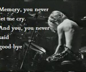 Lyrics, memory, and music image