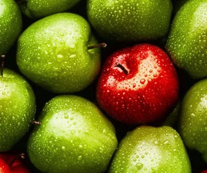 red, apple, and image image