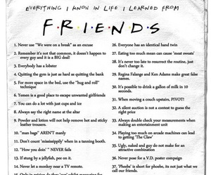 best friends, tvshow, and lifelessons image