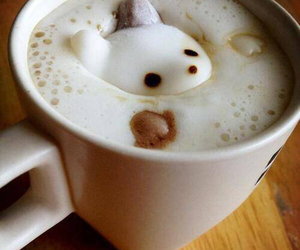 coffee, cute, and food image