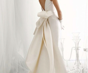 bride, gown, and fashion image