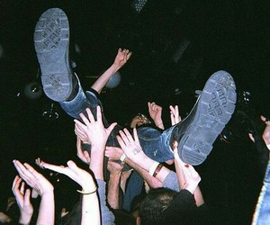 grunge, party, and concert image