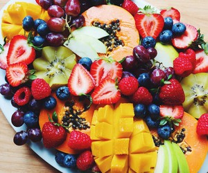 FRUiTS, healthy, and raw image