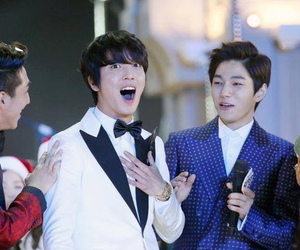 infinite, L, and jung yong hwa image