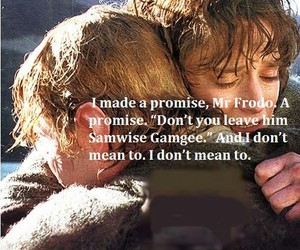 frodo, LOTR, and samwise gamgee image
