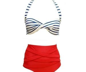 bikini and swimwear image
