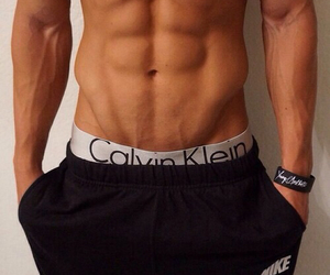 abs, real men, and cute image