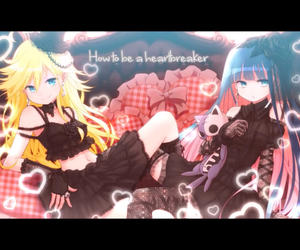 anime, song, and youtube image