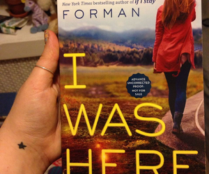 gayle forman, book, and if i stay image