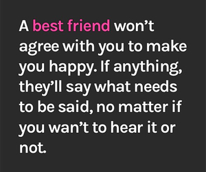 quote and bestfriend image