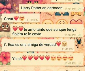 amigas, harry potter, and mejores amigas image