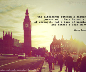 london, Big Ben, and quote image