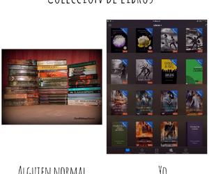 biblioteca, hobby, and library image