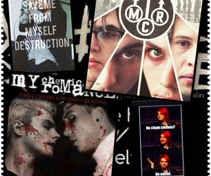 mcr, punk, and rock image