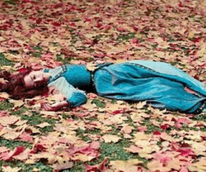 autumn, love, and miss image