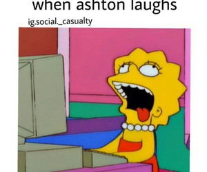laughs, 5 seconds of summer, and 5sos image